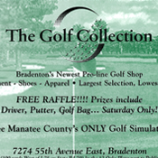 Golf Collection flier